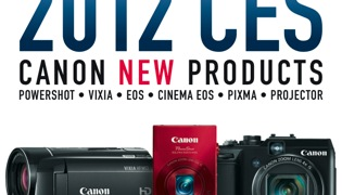 New Canon Products