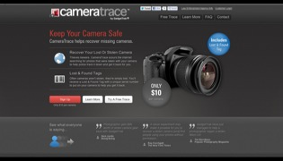 Reverse Image Search, Camera-Trace