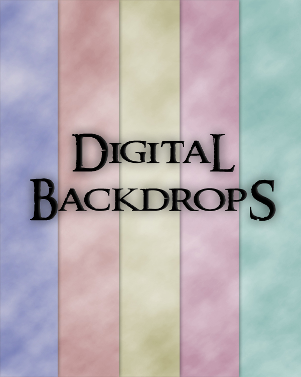 Digital Backdrops Free